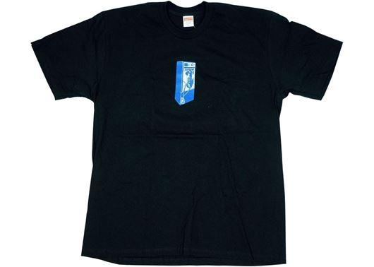 Picture of Supreme Payphone Tee Black