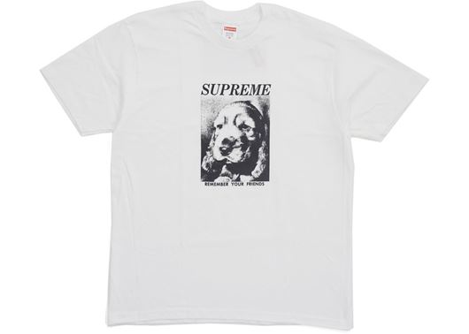 Picture of Supreme Remember Tee White
