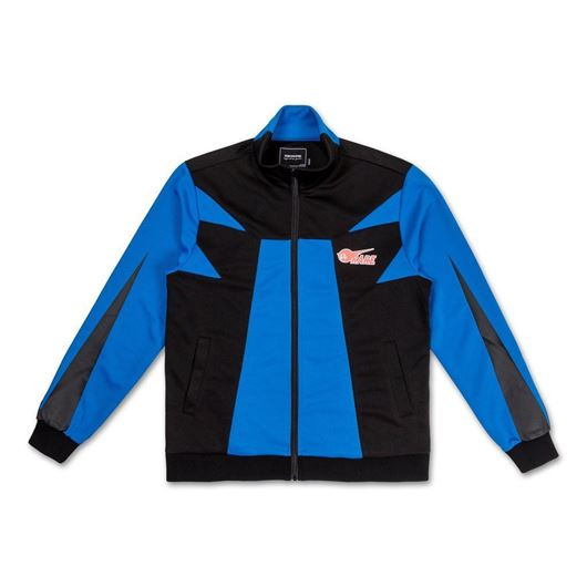 Picture of RARE BLOCK TRACK TOP Blue