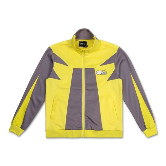 Picture of RARE BLOCK TRACK TOP Yellow
