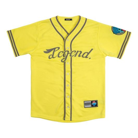 Picture of LEGENDS JERSEY Yellow