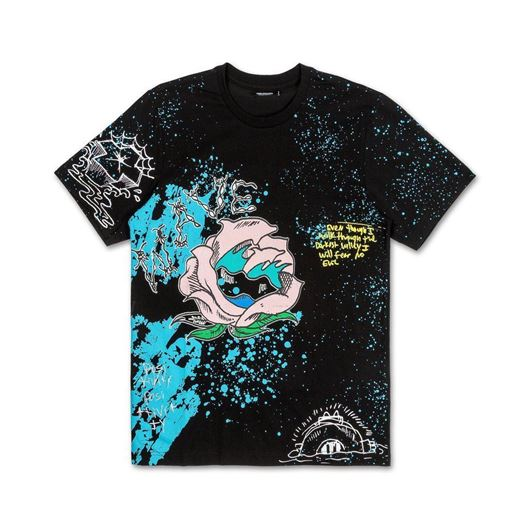 Picture of DRIP DRIP TEE Black