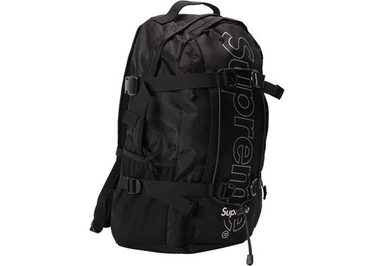 Picture of Supreme Backpack (FW18) Black