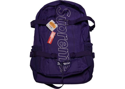 Picture of Supreme Backpack (FW18) Purple