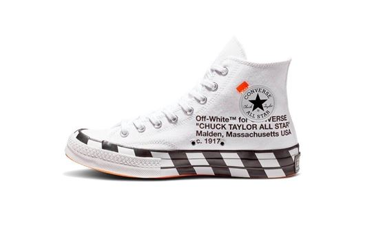 Picture of Converse Chuck Taylor All-Star 70s Hi Off-White
