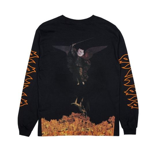 Picture of Hell Pit L/S Black