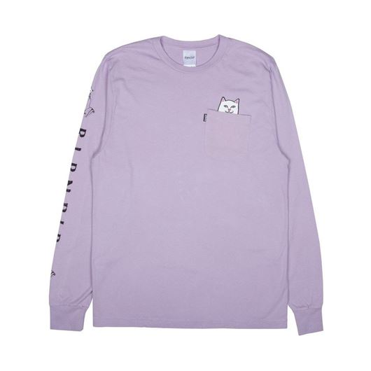 Picture of Lord Nermal L/S Lavender