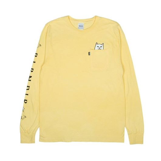 Picture of Lord Nermal L/S Banana