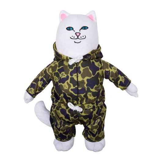 Picture of Nerm Camo Plush Doll