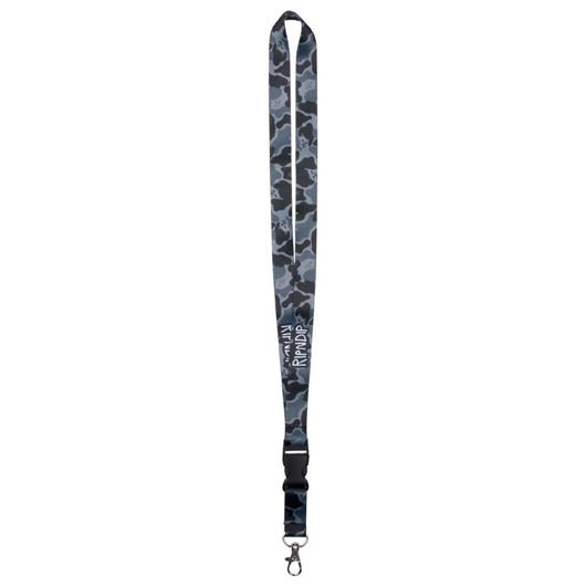 Picture of Nerm Camo Lanyard  Blackout Camo