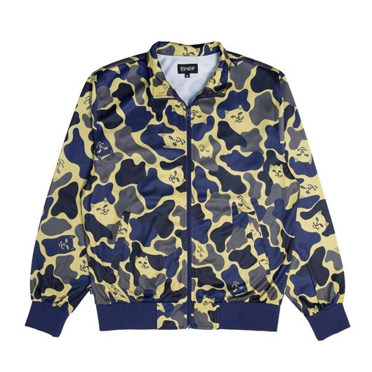 Picture of Nerm Camo Track Jacket Tropic Camo