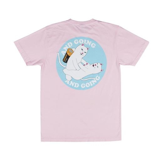 Picture of Charged Up Tee Pink