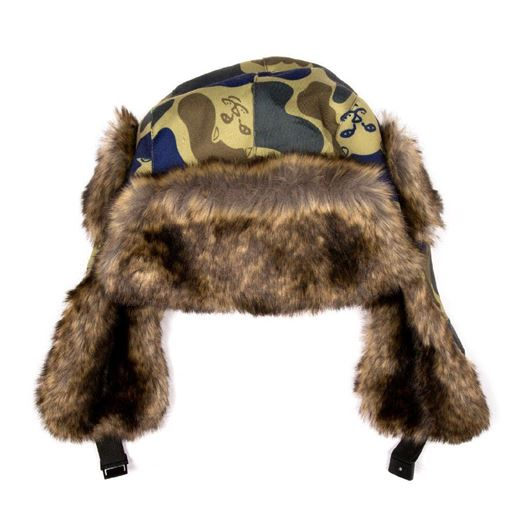 Picture of Nerm Camo Aviator Hat Tropic Camo