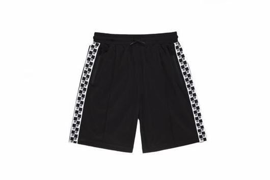 Picture of CHECK TAPE SHORT Black
