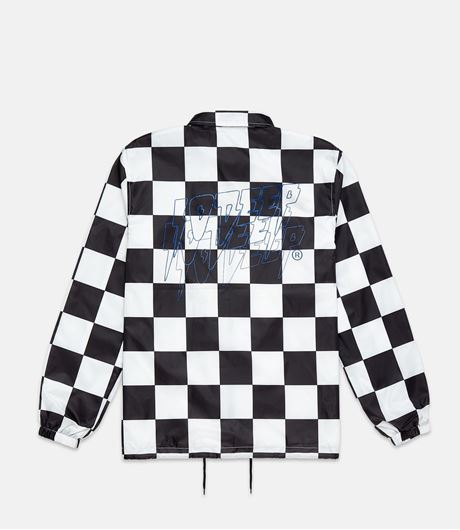 Picture of MILAN COACH'S Jacket White
