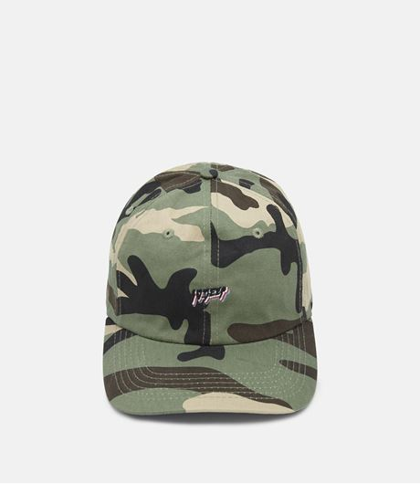 Picture of ALL THE LIGHTS HAT Woodland Camo