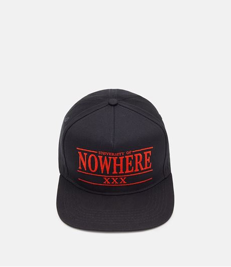 Picture of NOWHERE U SNAPBACK Black