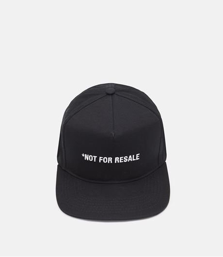 Picture of GRAILED SNAPBACK Black