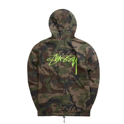 Picture of RIPSTOP PULLOVER Camo
