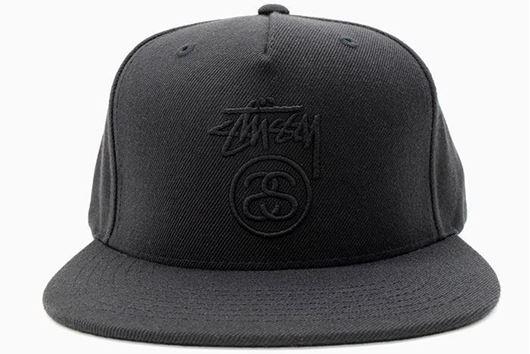 Picture of STOCK LOCK FA18 CAP Black