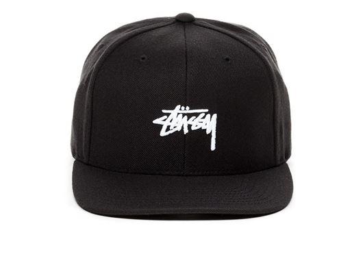 Picture of STOCK FA18 CAP Black