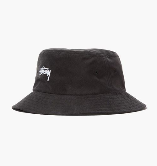 Picture of STOCK BUCKET HAT Black