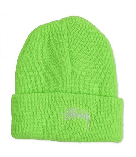 Picture of STOCK FA18 CUFF BEANIE Green
