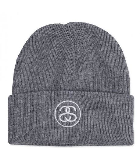 Picture of SS-LINK CUFF BEANIE Heather Grey