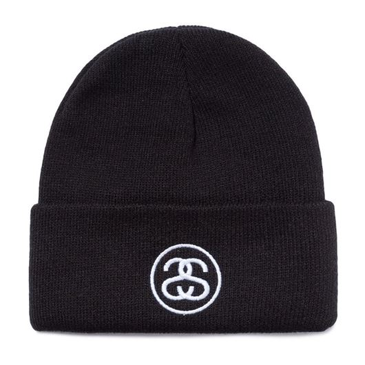 Picture of SS-LINK CUFF BEANIE Heather Black