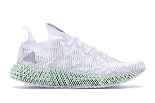 Picture of adidas Alphaedge 4D White