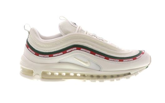 Picture of Air Max 97 UNDFTD White