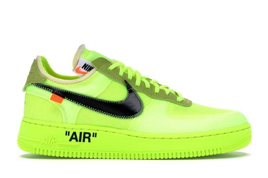 Picture of Air Force 1 Low Off-White Volt
