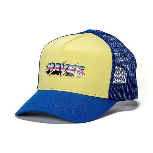 Picture of ELECTRIC WAVES TRUCKER Yellow