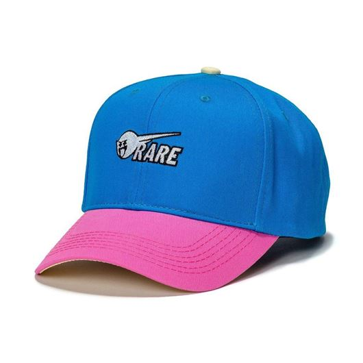 Picture of RARE BLOCK SNAPBACK Blue