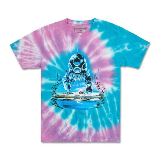 Picture of DIVER CAVE TEE Multi