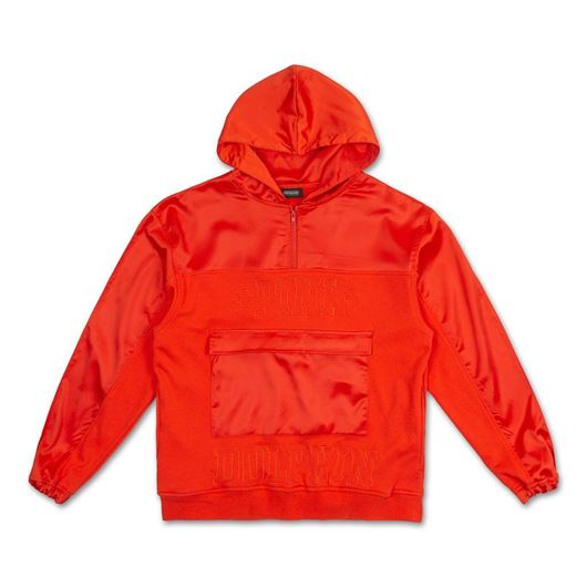 Picture of NU WAVE ANORAK Orange