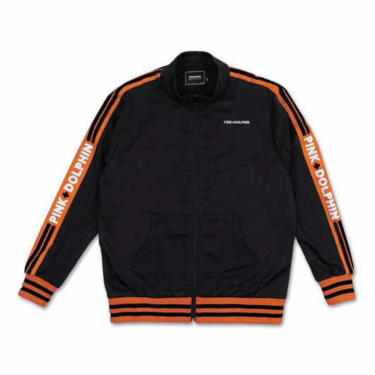 Picture of SCRIPT TRACK JACKET Black