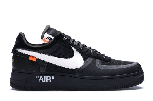 Picture of Air Force 1 Low Off-White Black White