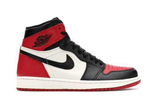 Picture of Jordan 1 Retro High Bred Toe