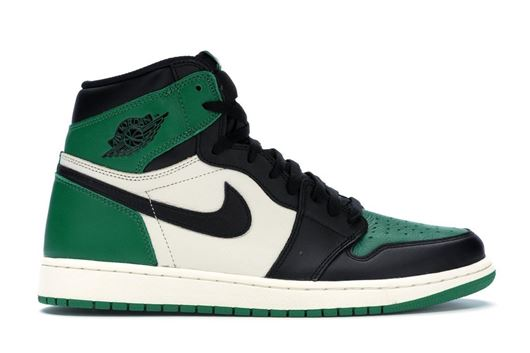 Picture of Jordan 1 Retro High Pine Green