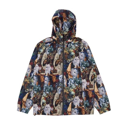 Picture of Nermaissance Hooded Anorak Jacket Multi