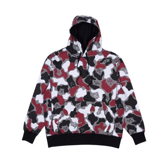 Picture of Nermcamo Hoodie Red Camo