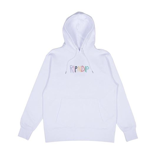 Picture of Multi Hoodie White