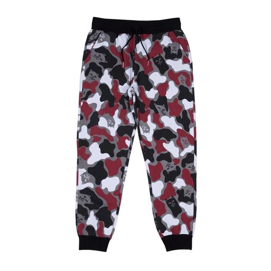 Picture of Nermcamo Sweatpants Red Camo