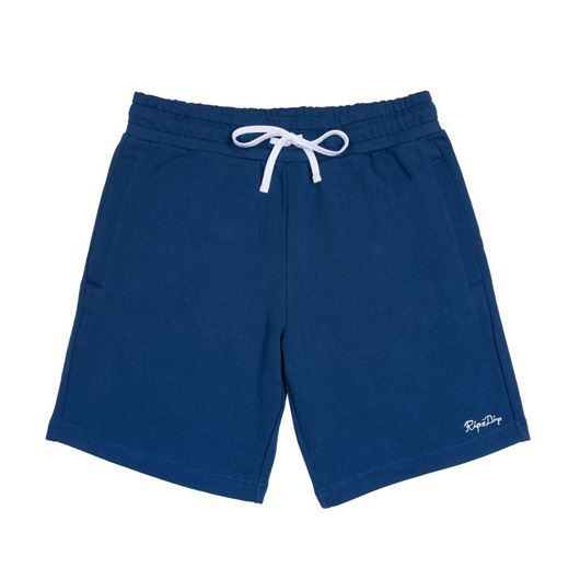 Picture of Peeking Nerm Sweat Shorts Navy
