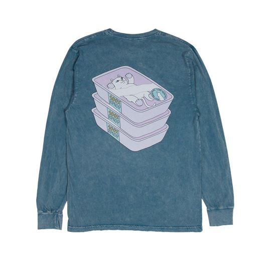 Picture of Prime Cut LS Teal Mineral Wash