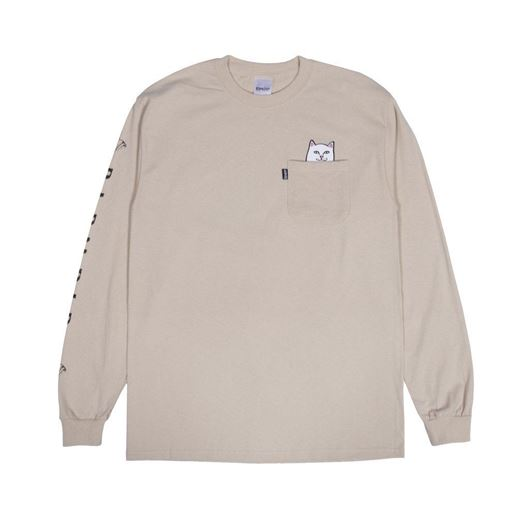 Picture of Lord Nermal L/S Tan
