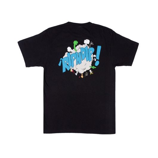Picture of Break Out Tee Black