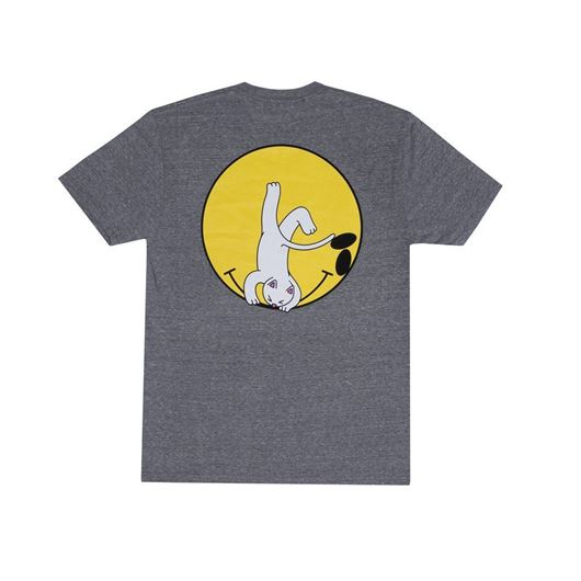 Picture of It Wont Be Ok Tee Heather Grey