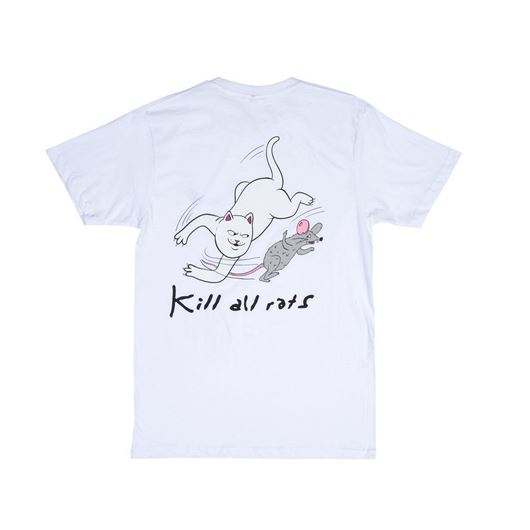 Picture of Poison Tee White